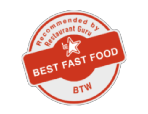 """Best Fast Food"" Award"